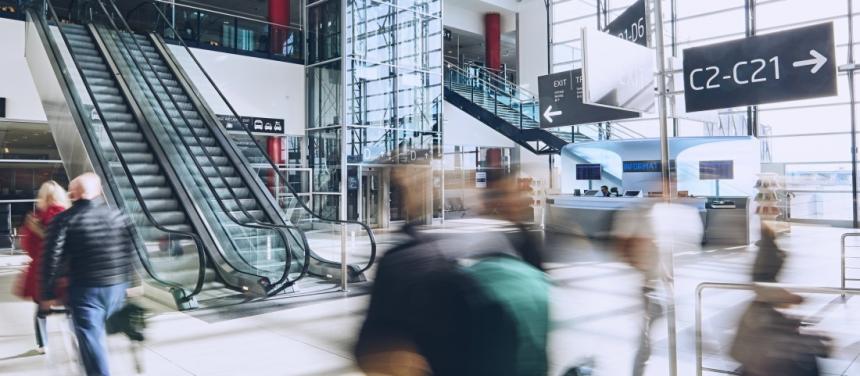 Pražské letiště posílí kontroly cestujících na příletech