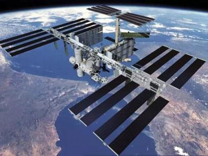 Mezinárodní vesmírná stanice ISS /Foto: NASA/