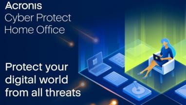 Kybernetická bezpečnost a ochrana dat v jednom