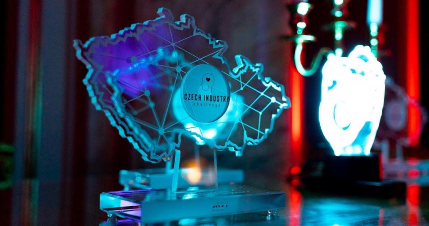 Trofej - CICH2021 /Foto Irena Bartíková/