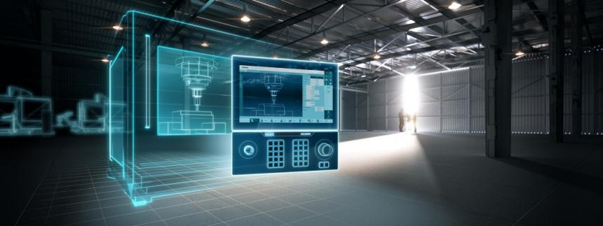 Siemens prezentuje na milánském veletrhu EMO možnosti digitalizace v obráběcím průmyslu