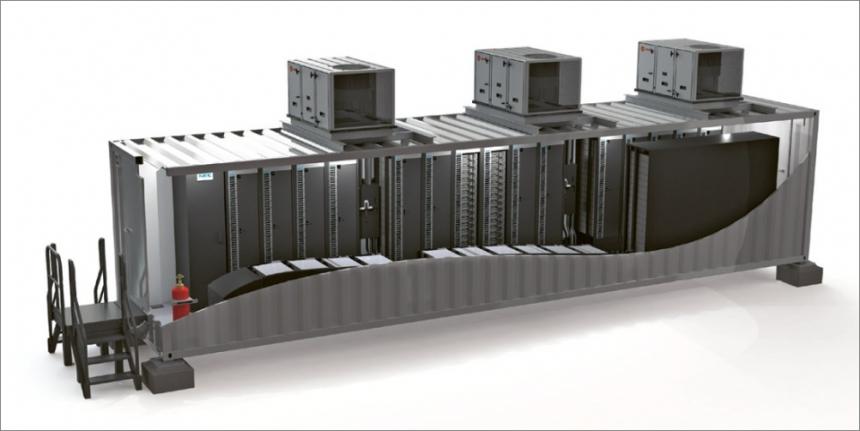Velká úložiště mohou sloužit k vyrovnávání odběrových špiček jak u objektů (např. dealerství), tak třeba u dobíjecích stanic. Samozřejmě existují i menší varianty, využívané například u rodinných domů pro ukládání elektrické energie ze solárních panelů