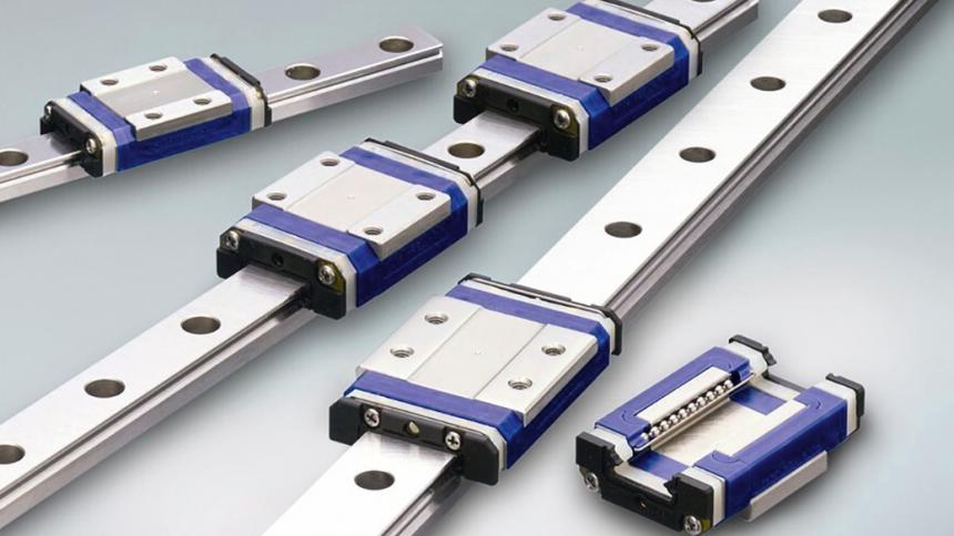 Nabídka NSK pro zdravotnické vybavení zahrnuje miniaturní lineární vedení řady PU/PE