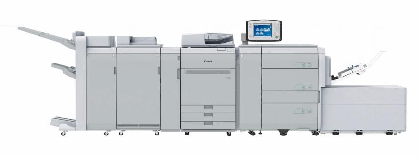 Nová snímací jednotka pro Canon imagePRESS C910